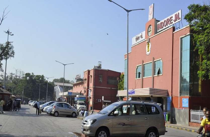 इंदौर में कार पार्किंग हुई फ्री