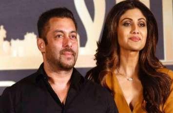 सलमान की इस फिल्म से शिल्पा शेट्टी बॉलीवुड में करेंगी वापसी, 11 साल बाद एक साथ शेयर करेंगे स्क्रीन
