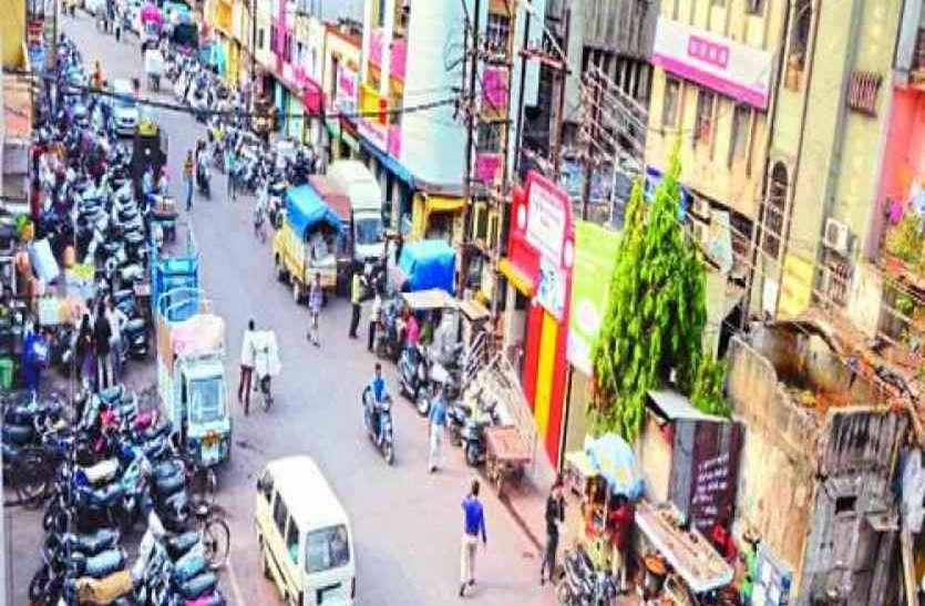 पुलिस की कार्रवाई से व्यापारियों के  होश उड़े