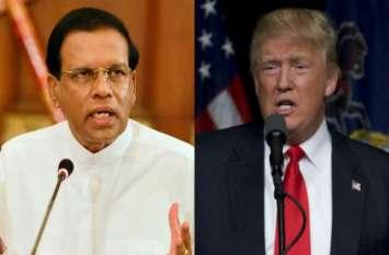श्रीलंका में राजनीतिक घटनाक्रम पर अमरीका की नजर, सभी पक्षों से संविधान का पालन करने की अपील