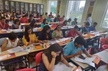 लखनऊ के छात्रों ने की अंतर्राष्ट्रीय मुद्दों पर संगोष्ठी