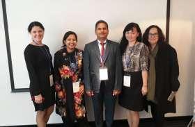 भोजन में कीटनाशक के प्रभाव बताने वाले रीवा के युवा वैज्ञानिक को इंटरनेशनल पुरस्कार