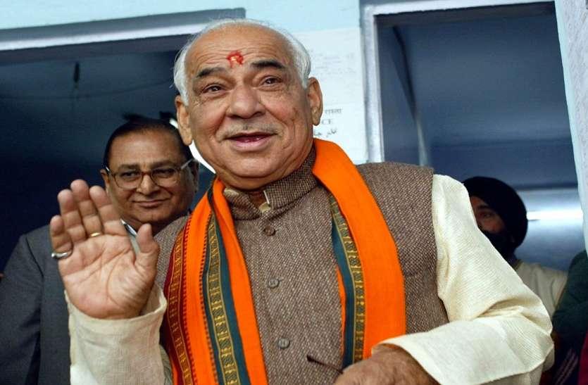 मदनलाल खुराना का आज होगा अंतिम संस्कार, भाजपा कहती थी 'दिल्ली का शेर'