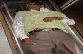 ट्रक की टक्कर से चाचा-भतीजे की मौत, रेलवे की परीक्षा देने जा रहा था राहुल