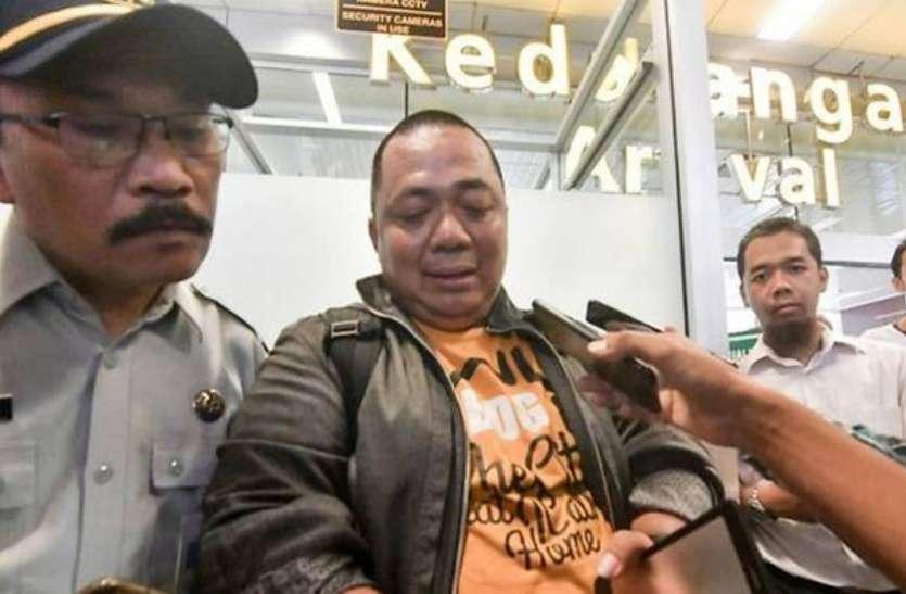 इंडोनेशिया विमान हादसाः काल के गाल में समा गए 189 लोग, लेकिन एेसे बच गया ये शख्स