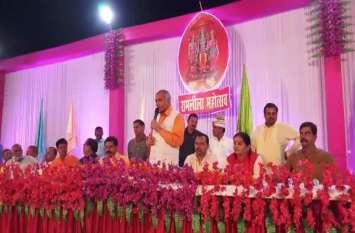 सुप्रीमकोर्ट के फैसले से पहले राम मंदिर पर योगी के मंत्री ने दिया बड़ा बयान, देखें वीडियो