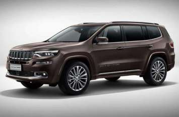 Toyota Fortuner को टक्कर देने आ रही है ये jeep की  ये 7-सीटर SUV, जानें पूरी खबर