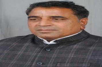 अलवर भाजपा मण्डल अध्यक्ष ने मंत्री हेमसिंह भडाना पर लगाया प्रताडऩा का आरोप, इस्तीफा देने का किया ऐलान