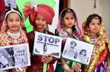 बाल विवाह के मामले में छह गिरफ्तार