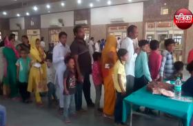 राजस्थान में डेंगू के पांव पसारने से चिकित्सा विभाग चिन्तित