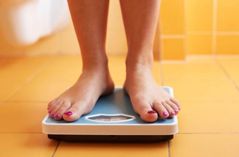 तेजी से घट रहा है वजन, तो इन बीमारियाें काे हाे सकते हैं संकेत