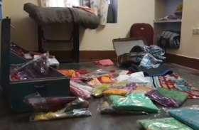 मकान में हुई नकदी,जेवरात समेत लाखों रूपए के सामान की चोरी, सूचना के बावजूद नहीं पहुंची पुलिस