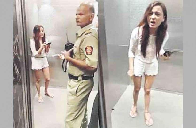 लिफ्ट में कपड़े उतारने वाली मॉडल ने बताया उस रात का सच! बोली- मैं डर गई थी, क्योंकि वो मेरा...