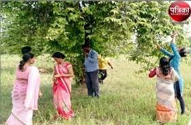 VIDEO : रुद्राक्ष के दुर्लभ वृक्ष श्रद्धालुओं को दे रहे पर्यावण सरंक्षण का संदेश