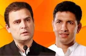 Election 2018 : विधायक पटवारी से इस बात पर नाराज होकर राऊ में नहीं रुके राहुल गांधी, भीड़ खड़ी रह गई