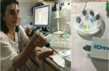 जेएनवीयू को मिली एक और उपलब्धि, इटली के साथ मिलकर विकसित किए सेंसर से कैंसरकारक टॉक्सिन की होगी पड़ताल