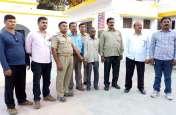 रिश्वत ले रहे चकबंदी कानूनगो को एंटी करप्शन टीम ने रंगे हाथों पकड़ा
