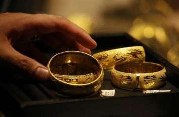 त्योहारी मौसम में सोना 30 रुपए चमका, चांदी के दाम में नहीं हुआ बदलाव