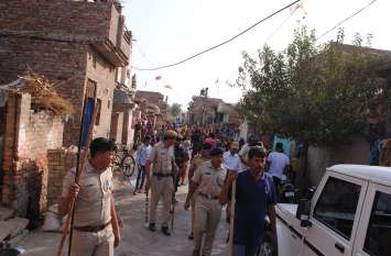 ऐसा क्या हुआ कि जब श्यामनगर में पुलिस घर-घर को खंगालने लगी