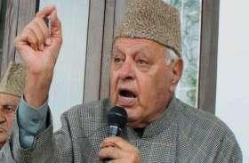 फारुक अब्दुल्ला का बीजेपी पर हमला, कहा- वोट देने भगवान राम या अल्लाह नहीं आएंगे, जनता ही आएगी