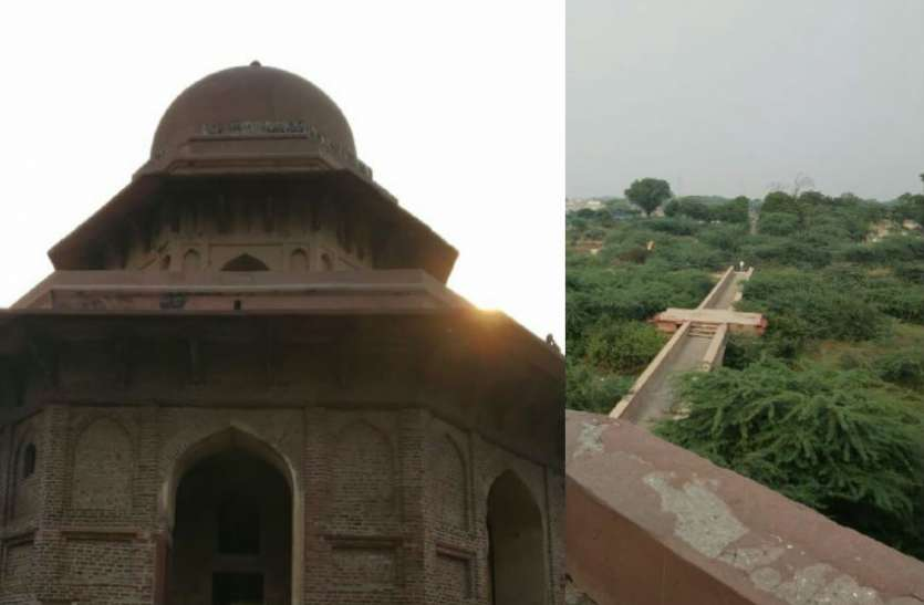 Image result for budia ka taal in agra
