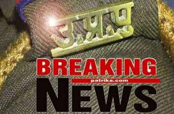 BREAKING: खड़ी ट्रक में घुसी बाइक, दो सिपाहियों की मौके पर मौत