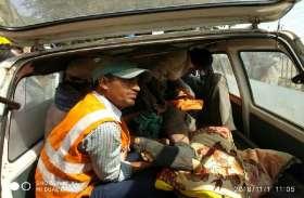 दिल्ली-हावड़ा रूट पर बड़ा हादसा, ओएचई तार टूटा, मालगाड़ी से स्लीपर उतार रहे आधा दर्जन मजदूर झुलसे
