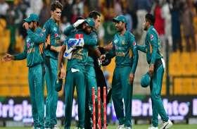 पाकिस्तान की लगातार जीत का सिलसिला जारी, न्यूजीलैंड को रोमांचक मुकाबले में रौंदा