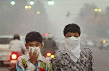 लखनऊ की बिगड़ी आबोहवा : कॉमर्शियल इलाकों से ज्यादा प्रदूषित हैं रिहायशी क्षेत्र