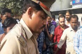 दिनदहाड़े लूट का सीसीटीवी फुटेज सामने आने के बाद भी पुलिस खाली हाथ, लोगों में दहशत