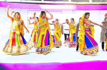 सांस्कृतिक प्रस्तुतियों के साथ मनाया मध्यप्रदेश स्थापना दिवस
