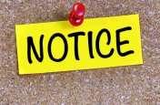 डीएम की बुलाई समीक्षा बैठक में नहीं पहुंचे एक भी अधिकारी, जारी हुआ कारण बताओ नोटिस