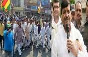शिवपाल यादव की पार्टी के नेताओं ने दी उग्र आंदोलन की चेतावनी, जानिए ऐसा क्या हुआ
