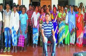 53 सरेंडर व 12 माओवादी पीडि़त परिवारों को मिला प्रोत्साहन व आर्थिक मदद