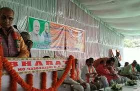 योगी के मंत्री ने कर दी गीता-रामायण से इस चीज की तुलना, कार्यकर्ताआें को...