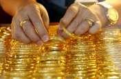खुदरा मांग आते ही उछला सोना, 10 ग्राम की कीमत में 80 रुपए की बढ़ोतरी