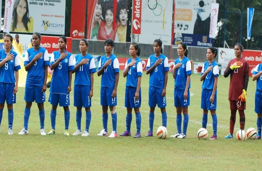 AFC ओलम्पिक क्वालीफायर के लिए भारतीय महिला फुटबाल टीम का ऐलान, देखें पूरी LIST