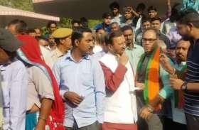 भाजपा ने शुरू किया सरकारी योजनाओं को भुनाना