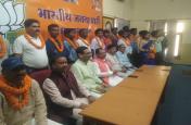 आजसू पार्टी के पूर्व मांडर विधानसभा प्रभारी शिवनाथ तिग्गा ने भाजपा की सदस्यता ग्रहण की