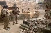 केनरा बैंक में चोरी की बड़ी साजिश, दीवार काटकर घुसे चोर, लेकिन, अंदर का नजारा देखकर रह गए हैरान