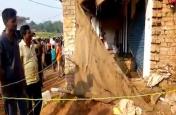 एक दुकान में धमाका होने से दीवार गिरी, कोई हताहत नहीं