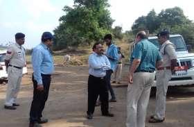 चुनाव पर्यवेक्षक ने निरीक्षण में मतदान तैयारियों का जायजा लिया