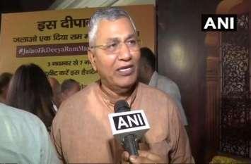 केंद्रीय मंत्री पीपी चौधरी का राम मंदिर पर बयान: न्यायिक फैसले में देरी होती है तो कानून बन सकता है