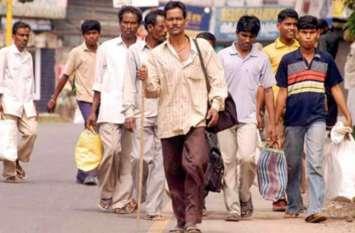 धान की कटाई के लिए MP से UP जाते है मजदूर, फिर वहां से लौटकर लाते है ये बीमारी
