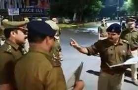 SSP के एक्शन से पुलिस विभाग में हड़कंप, बीच सड़क पर दरोगा को किया लाइन हाजिर, गाड़ी और मोबाइल छीनकर भगाया पैदल