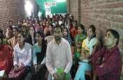 #mera vote,mera sankalp : युवाओं ने लिया मतदान का संकल्प,बताया लोकतंत्र में मतदान का महत्व