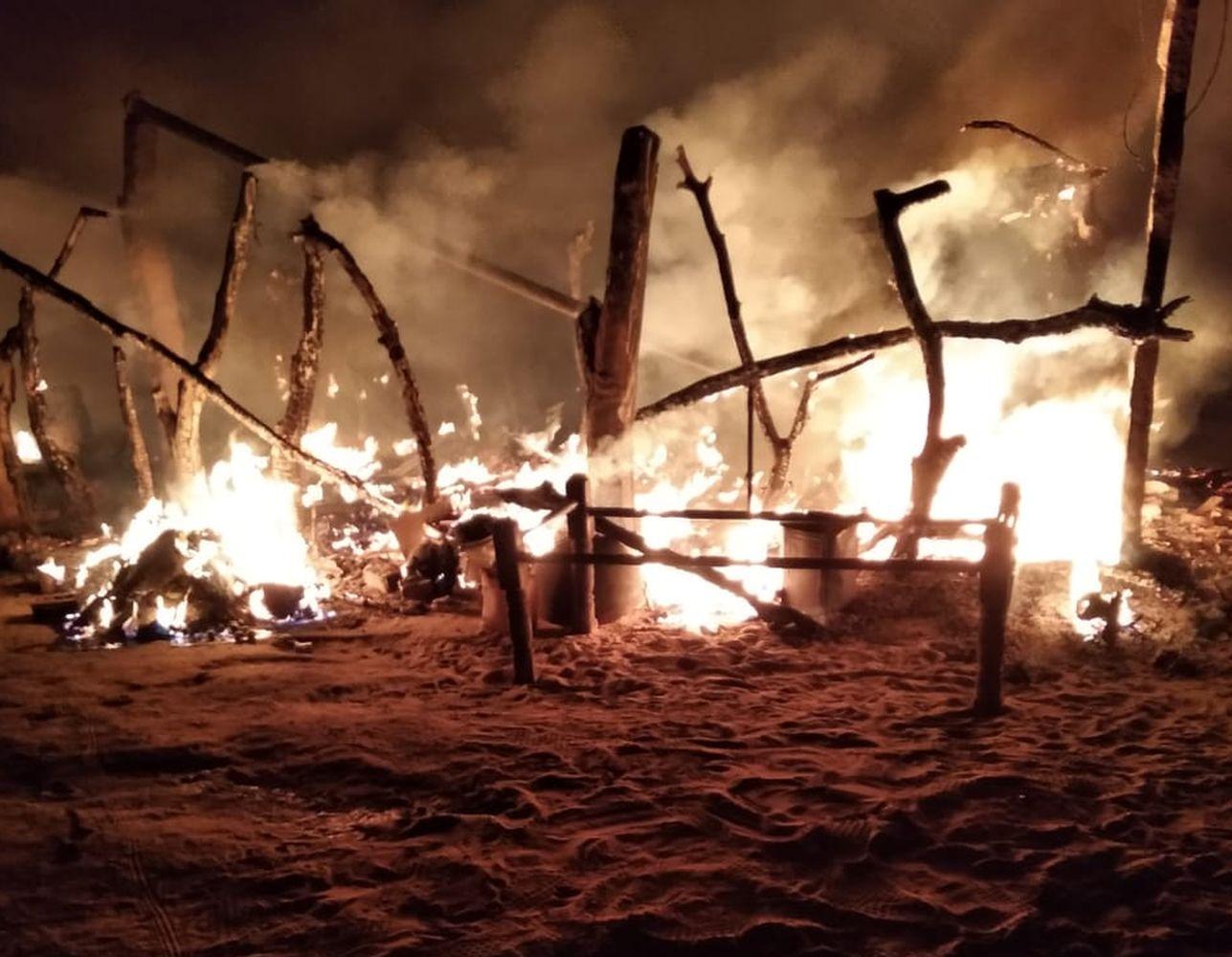 आग में कूदने से भी नहीं हिचकी यह मां, फिर ऐसा कुछ हुआ कि कलेजा कांप उठेगा