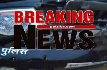 BREAKING: पशु तस्करों को पकड़ने गई पुलिस टीम पर हमला