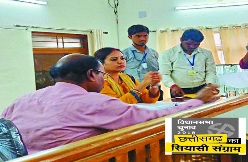 बालोद जिले के तीनों विस से सात ने लिया नाम वापस, 31 मैदान में डटे