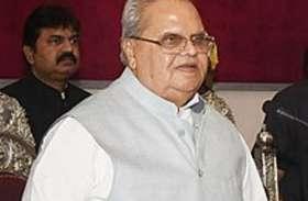 भाजपा नेता को मारने वाले आतंकवादियों की पहचान हुई- राज्यपाल